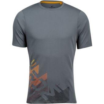 Pearl Izumi Mesa T-Shirt Turbulence Echo