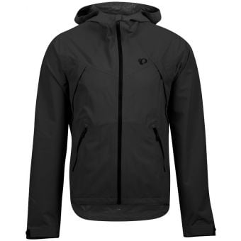 Pearl Izumi Monsoon WxB Hooded Jacket Black 2020