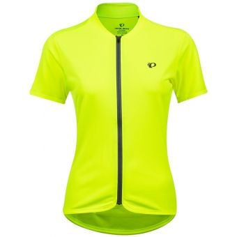Pearl Izumi Quest SS Womens Jersey Screaming Yellow 2021