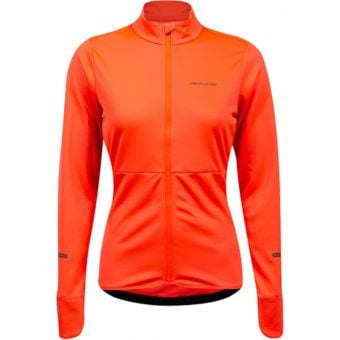 Pearl Izumi Quest Thermal Womens Jersey Screaming Red 2021
