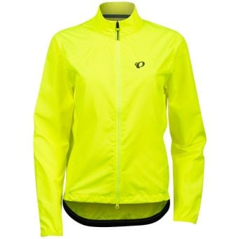 Pearl Izumi Quest Womens Barrier Jacket Screaming Yellow 2020
