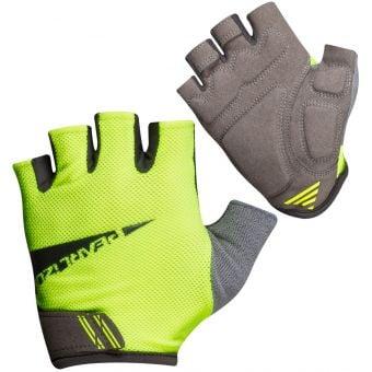 Pearl Izumi Select Fingerless Womens Gloves Screaming Yellow 2020