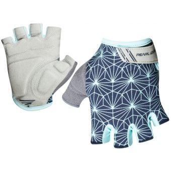 Pearl Izumi Select Womens Gloves Navy Air Deco 2021