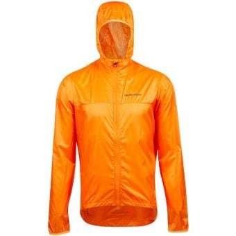 Pearl Izumi Summit Shell Jacket Lava Orange 2020