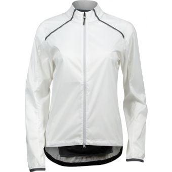Pearl Izumi Zephrr Womens Barrier Jacket Fog White