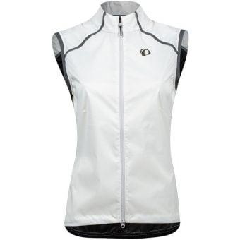 Pearl Izumi Zephrr Womens Barrier Vest White/Grey 2021