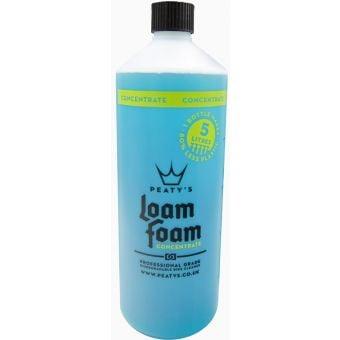Peaty's Loam Foam Professional Grade Bike Cleaner Concentrate 1000ml Bottle