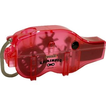 Pedros Chain Pig II Hands-Free Chain Cleaner