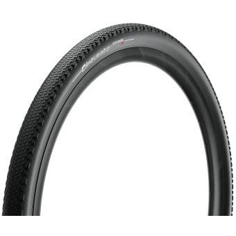 Pirelli Cinturato Gravel Hard 650x45c TLR Folding Tyre Black