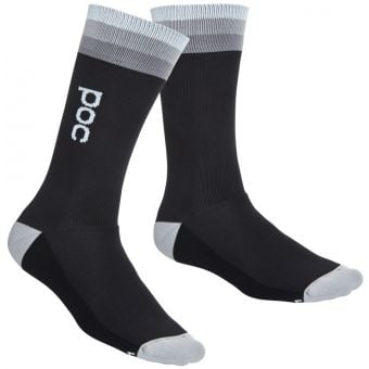 POC Essential Mid Length Socks Uranium Multi Black 2021