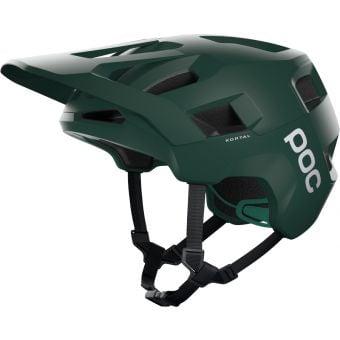 POC Kortal MIPS MTB Helmet Moldanite Green Matte