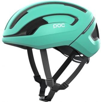 POC Omne Air SPIN Road Helmet Flourite Green Matte