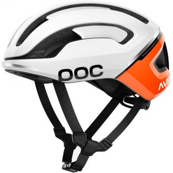 POC Omne Air SPIN Road Helmet Zink Orange AVIP