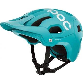 POC Tectal MTB Helmet Kalkopyrit Blue Matte