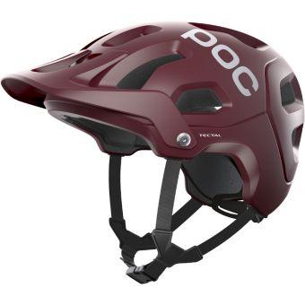 POC Tectal MTB Helmet Propylene Red Matte