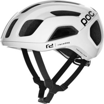 POC Ventral Air SPIN Road Helmet Hydrogen White Raceday