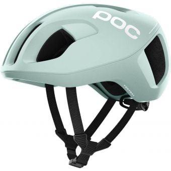 POC Ventral SPIN Road Helmet Apophyllite Green Matte