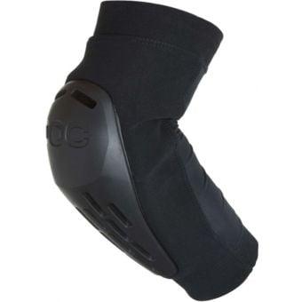 POC VPD System Lite Elbow Guards Uranium Black