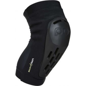 POC VPD System Lite Knee Guards Uranium Black