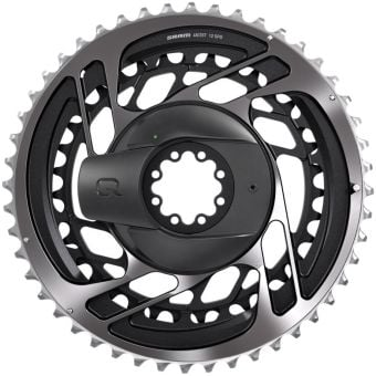 SRAM RED AXS D1 48T/35T 12Sp Direct Mount Powermeter/Chainring Kit Polar Grey