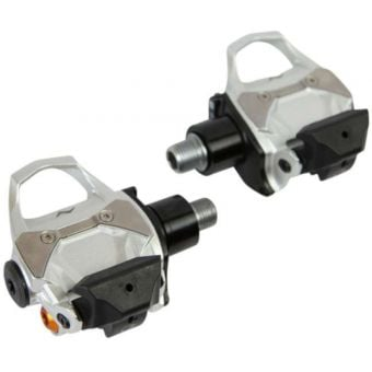 Quarq PowerTap P2 Dual Power Meter Pedals Silver