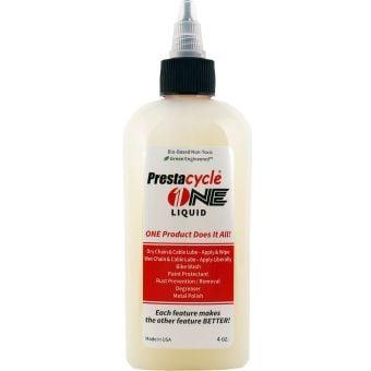 Prestacycle One Liquid Lubricant 4oz