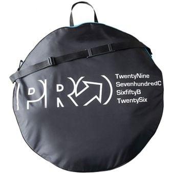 PRO 29er Double Sided Wheel Bag Black