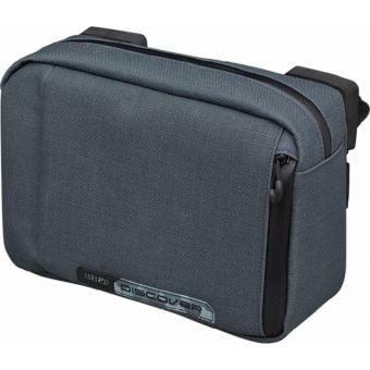 PRO Discover Gravel 2.5L Handlebar Bag Grey