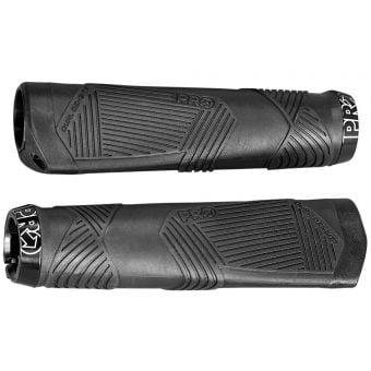 PRO Ergonomic Lock-On MTB Grips 137mm x 32mm Black