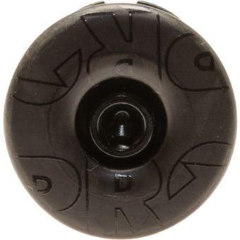 "PRO Gap Cap 1-1/8"" UD Carbon Steerer Cap Black"