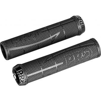 PRO Lock On Race Grips 130mm x 32mm Black