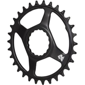 Race Face Cinch 28T Steel Narrow Wide Direct Mount 10/11 Speed Chainring Black