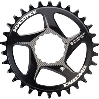 Race Face Cinch Direct Mount Shimano 12spd 34T Chainring Black
