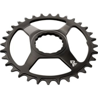 Race Face Cinch Narrow Wide Direct Mount 10-12 Speed Steel Chainring Black