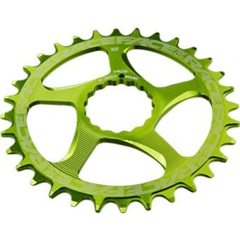 Race Face Narrow Wide Cinch Direct Mount Chainring Green 26T