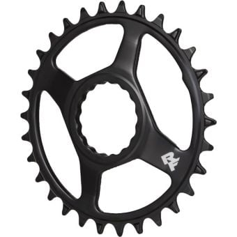Race Face Direct Mount 30T Cinch Steel Chainring Black