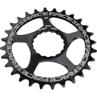 Race Face Direct Mount 24T Cinch Chainring Black