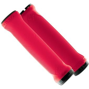 Race Face Lovehandle Grips Red