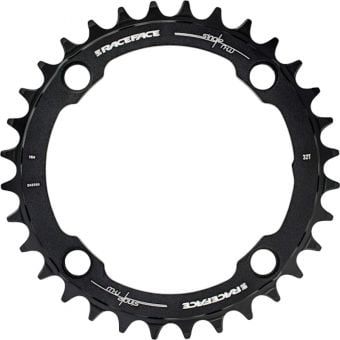 Race Face Narrow Wide 104BCDx38T 10-12 Speed Chainring Black