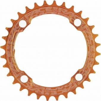 Race Face Narrow Wide 104BCD Chainring Orange 32T