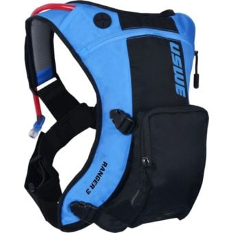 USWE Ranger 3 Elite Hydration Backpack Blue/Black