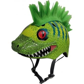 Raskullz T-Rex Rock n Roll Helmet Youth Small