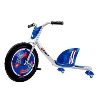 Razor 360 Rip Rider Caster Trike Blue
