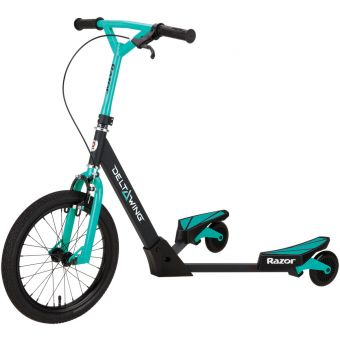 Razor DeltaWing Scooter Mint Green/Black