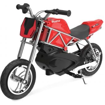Razor RSF350 Electric Ride On Bike Red/Black