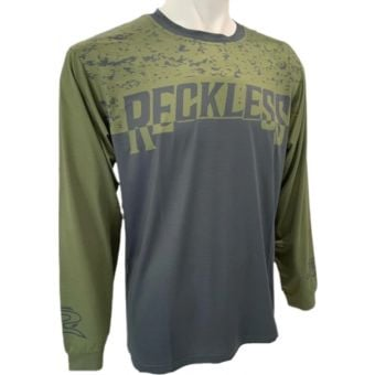 Reckless Race Concepts Viridity LS Jersey