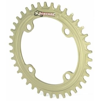Renthal 1XR 104BCD Chainring Gold