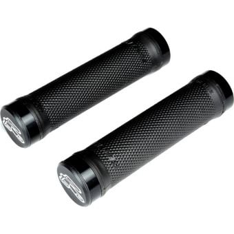 Renthal Ultra Tacky Lock-On MTB Grips Black