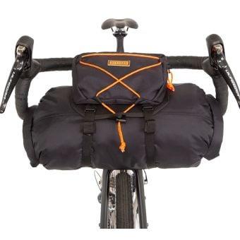 Restrap 14L Drybag & 1L Food Pouch BarBag Kit Black Small