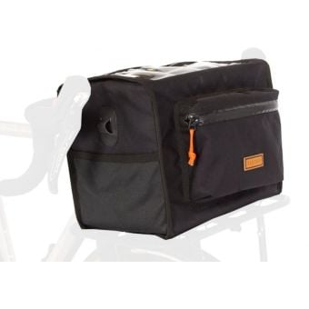 Restrap 17L Rando Large Rack Bag Black